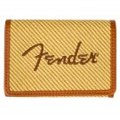 Fender Tweed Trifold Velcro Wallet