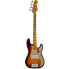 1959 Precision Bass Journeyman Relic with Maple Fingerboard in Chocolate 3-Colour Sunburst