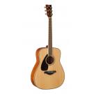 Yamaha FG820L Left Handed Acoustic Guitar