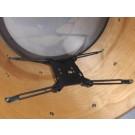 KELLY SHU - FLATZ Bass Drum Mic Mount for Shure Beta91A