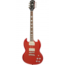 Epiphone SG Muse Scarlett Red Metallic