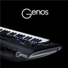 Yamaha GENOS Digital Workstation (Excluding Speakers)