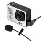 GoLav microphone for Go Pro