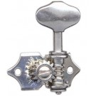 Gotoh Acoustic Machine Heads 3-A-Side Singles Nickel