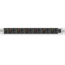 Behringer - 6-Channel High Power Headphones Mixing and Distribution Amplifier