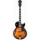 Ibanez GB10 SB George Benson Guitar with Case