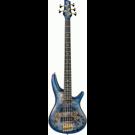 Ibanez SR2605 CBB Premium 5 String Bass Guitar in Case