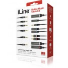IK Multimedia iLine Audio Cables For Mobile Devices