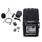 Zoom H2n Audio Recorder + Accessory Pack