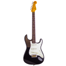 Fender Custom Shop 1959 Stratocaster Journeyman Relic, AAA Rosewood Fingerboard, Aged Black *1 Only*