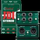 Radial JDI Stereo Channel DI Box