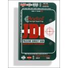 Radial JDI Passive Single Channel DI Box