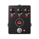 JHS Space Commander Boost / Chorus / Reverb Pedal - Preorder (ETA: Contact us)