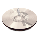 "Zildjian - K1215 13 1/4"" K Custom Hybrid Hihat - Bottom"