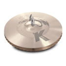 "Zildjian - K1226 14 1/4"" K Custom Hybrid Hihat - Bottom"