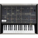 Korg ARP Odyssey Grey / Gold  Edition