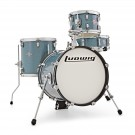 Ludwig Breakbeats Questlove 4-Piece Shell Pack in Azure Blue Sparkle