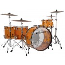 Ludwig John Bonham (Led Zepplin) Signature Vistalite Drum Kit Amber