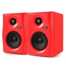 Monkey Banana - Lemur5 Active Modelling Studio Monitors - Pair (Red)