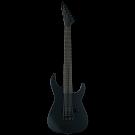 ESP LTD M-7HT Baritone Scale Black Metal Series 7 String Electric Guitar