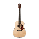 Maton EM100 Messiah Acoustic Electric Guitar with Maton Flight Case