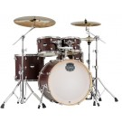 "Mapex Mars 5 Pce 22"" Euro Fast Shell Pack in Bonewood"