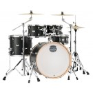 "Mapex Mars 5 Pce 22"" Euro Fast Shell Pack in Nightwood"
