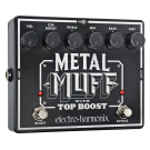 Electro Harmonix Metal Muff Distortion Pedal with Top Boost