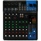 Yamaha MG10XU 10 Channel Mixer with Effects