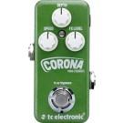 TC Electronic Corona Chorus Mini Pedal