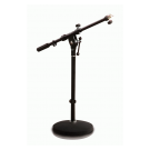 ARMOUR MRB50 SMALL MIC STAND with Boom Arm