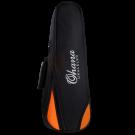 Ohana Soprano Ukulele Bag in Orange
