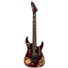 ESP LTD KH RED SPARKLE OUIJA - Kirk Hammett Metallica Guitars