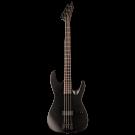 ESP LTD M-4 BLACK METAL Black Satin
