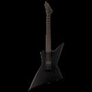 ESP LTD EX BLACK METAL Black Satin