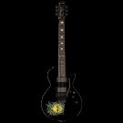 ESP LTD ESP KH-3 SPIDER Black W/ Spider Graphic