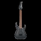 Ibanez RGA742FM 7 String Electric Guitar in Transparent Gray Flat