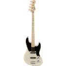 Squier Paranormal Jazz Bass '54 with Maple Fingerboard in White Blonde