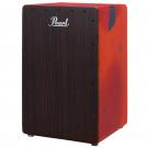 Pearl PBC-120B Primero Abstract Red Cajon