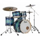 "Pearl Decade Maple 22"" Fusion Plus Drum Kit W/Hardware in Faded Glory"