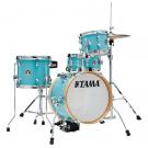 Tama LJK44H4 AQB Club Jam Flyer Drum Kit in Aqua Blue