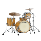 Tama Starclassic Maple 4 Piece Drum Kit in Gloss Natural Movingui