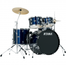 Tama SG52KH5C DB Stagestar Drumkit Package in Dark Blue