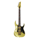 Ibanez PIA3761 Steve Vai Signature Electric Guitar in Sun Dew Gold