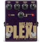 Tech 21 Hot Rod Plexi Vintage Overdrive Distortion Effects Pedal