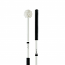 ProMark Aluminum Shaft ATA2S  Puff Cover on Felt Head Tenor Mallet