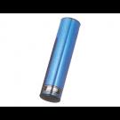 """Powerbeat 8"""" Aluminium Shaker in Blue"""