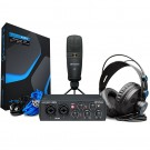 PreSonus AudioBox 96 Studio Bundle - Black