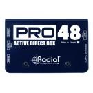 Radial PRO48 DI Box Active Compact