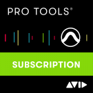 AVID Pro Tools Standard Yearly Subscription - Boxed Copy